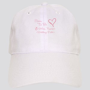 Customize Soon To Be Mrs. (Name) Cap