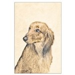 Dachshund (Longhaired) Large Poster