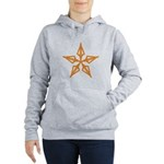 Shooting Star Women's Hooded Sweatshirt