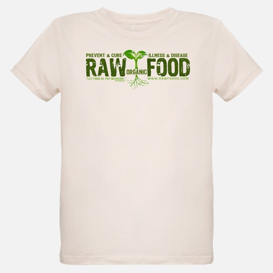 Unique Raw T-Shirt