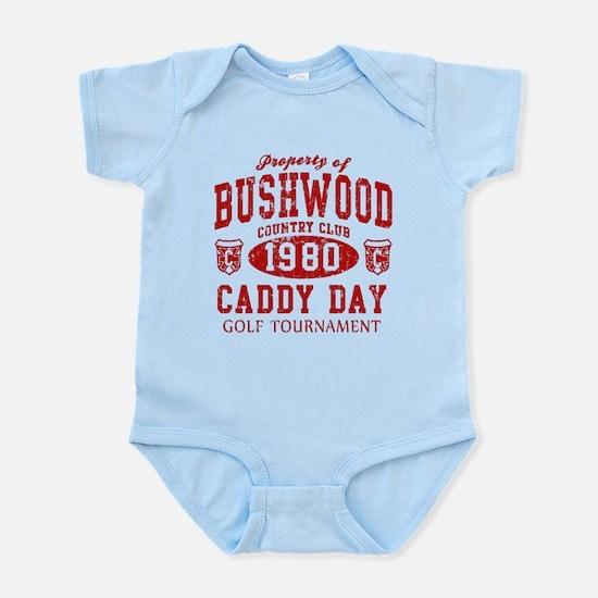 Caddyshack Bushwood CC Caddy Infant Bodysuit