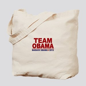 Team Obama 2012 Tote Bag