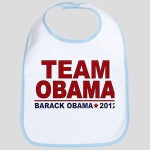 Team Obama 2012 Bib