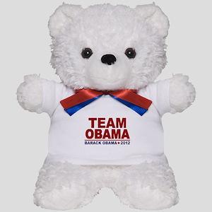 Team Obama 2012 Teddy Bear