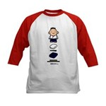Aikido Goods Kids Baseball Jersey