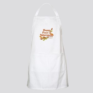 Happy Feast of Tabernacles BBQ Apron