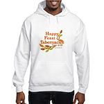 Happy Feast of Tabernacles Hooded Sweatshirt