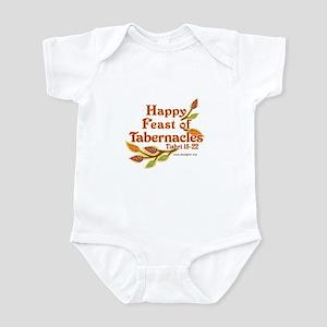Happy Feast of Tabernacles Infant Bodysuit