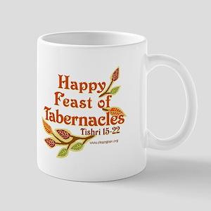 Happy Feast of Tabernacles Mug