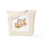 Happy Feast of Tabernacles Tote Bag