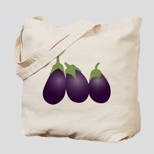 'Cause you, you're part eggpl Tote Bag