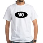 VO White T-Shirt
