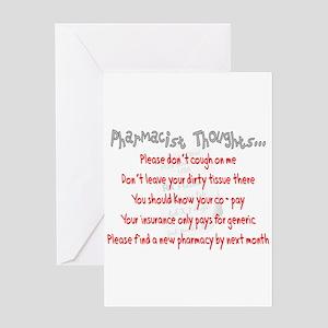 Pharmacist II Greeting Card