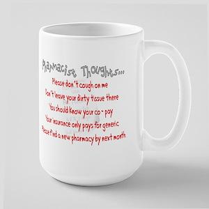 Pharmacist II Large Mug