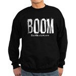 BOOM Sweatshirt (dark)