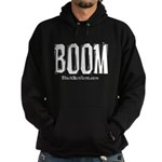 BOOM Hoodie (dark)