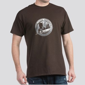 Earn Your Turns Dark T-Shirt