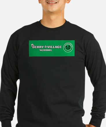DVS logo Long Sleeve T-Shirt