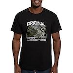 Original V8 Men's Fitted T-Shirt (dark)