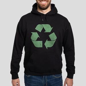 Vintage Recycle Logo Hoodie (dark)