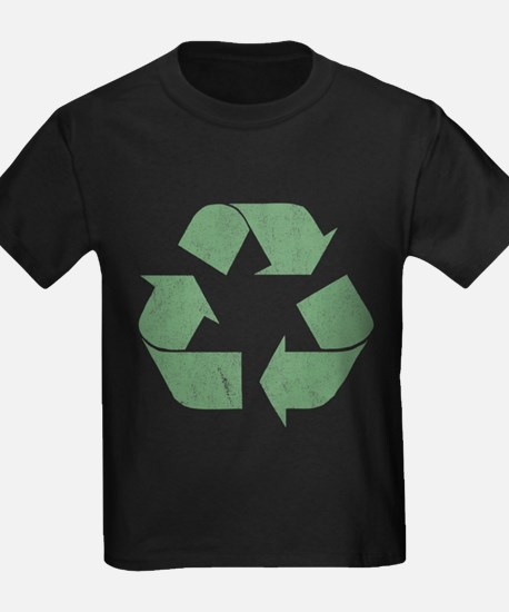 Vintage Recycle Logo T