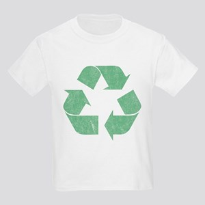 Vintage Recycle Logo Kids Light T-Shirt