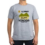 Aconcagua Fitted Dark T-Shirts