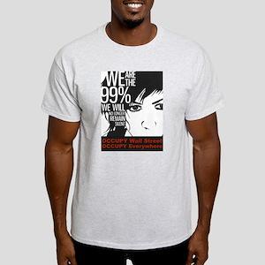 front wall street T-Shirt
