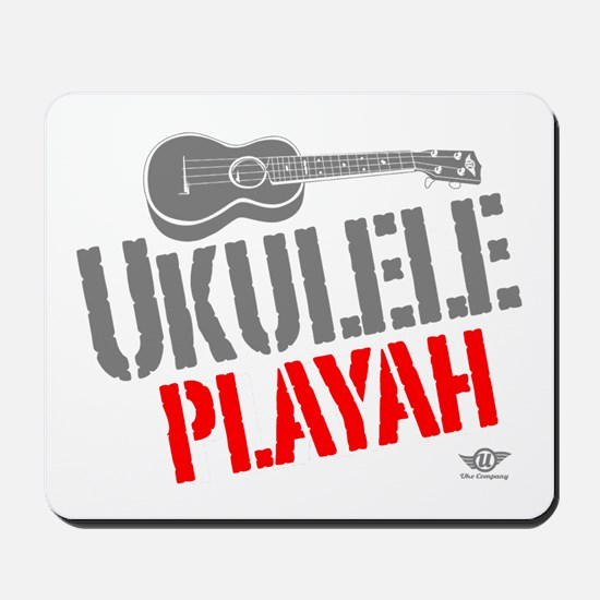 Ukulele Playah Mousepad