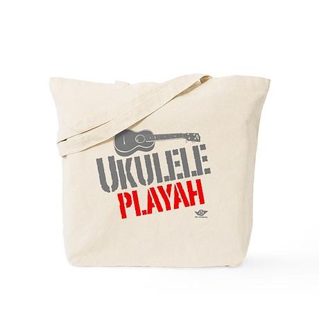 Ukulele Playah Tote Bag