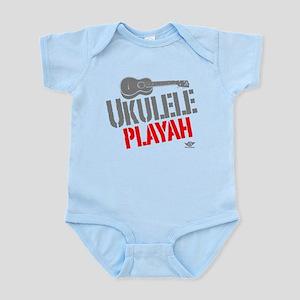 Ukulele Playah Infant Bodysuit