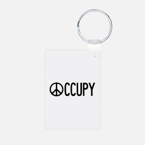 Occupy Wall Street Keychains
