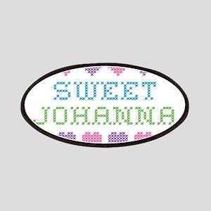 Sweet JOHANNA Patches