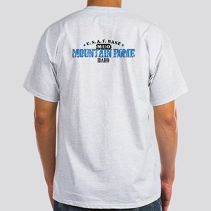 Mountain Home Force Base Light T-Shirt