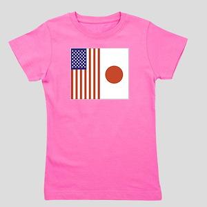 US and Japan Kids T-Shirt
