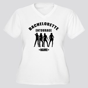Custom Bachelorette Entourage (Add Name) Women's P