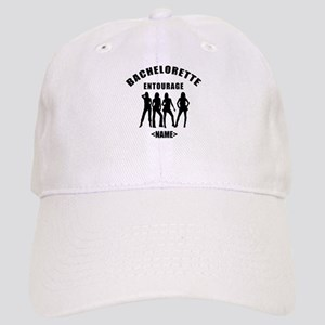Custom Bachelorette Entourage (Add Name) Cap