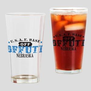 Offutt Air Force Base Drinking Glass
