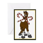 What Christmas Horse Greeting Cards (Pk of 10)