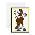 What Christmas Horse Greeting Cards (Pk of 20)