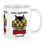 """John Sybalsky Fan Club"" Mug"