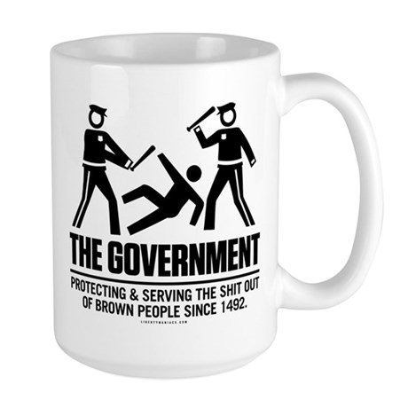 The Government Large Mug