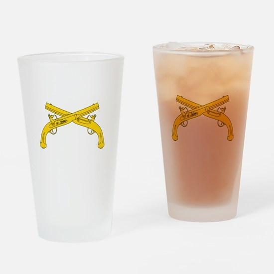 MP Branch Insignia Drinking Glass