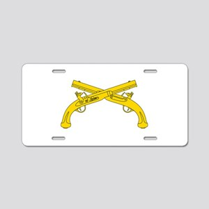 MP Branch Insignia Aluminum License Plate