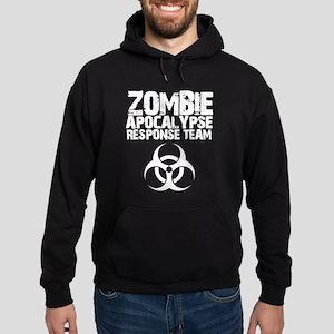 CDC Zombie Apocalypse Respons Hoodie (dark)