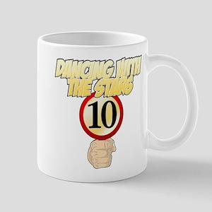 Dancing with the Stars - 10 Mug