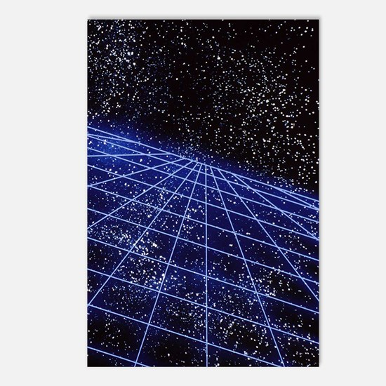 Space Time Postcards (Package of 8)