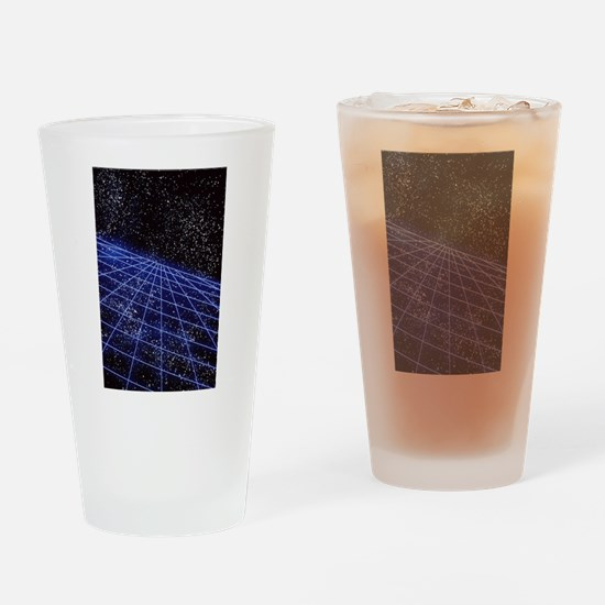 Space Time Drinking Glass