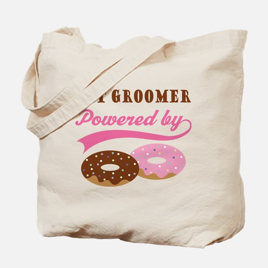 Pet Groomer Gift Donuts Tote Bag