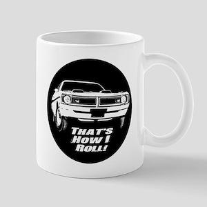 How I Roll - Dodge Demon Mug